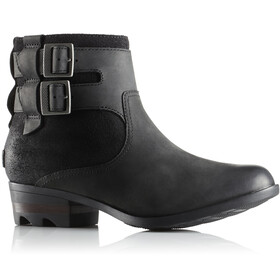 Sorel Lolla Booties Women Black/Kettle